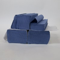 Z-Fold Hand Towel Blue 1 Ply