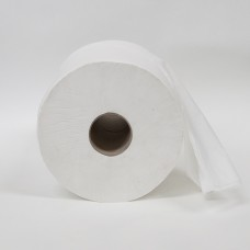 Wiper Rolls 1 ply white