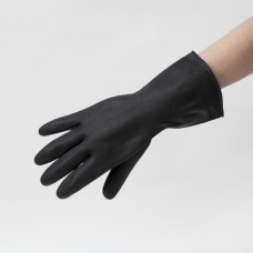 Black Heavyweight Household Gloves