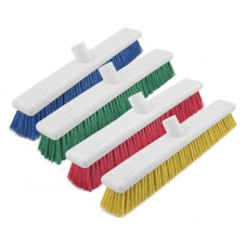Hygiene Brush head 12 Inch Green Soft