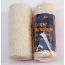 Crepe Bandages - 10cm X 4m