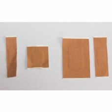 Fabric Plasters - Assorted -100