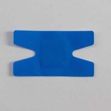 Blue Detectabale Fingertip  Plasters -50