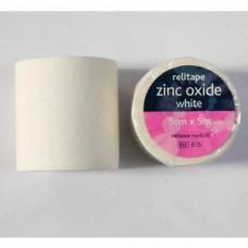 Zinc Oxide Sports Tape 5cm X 5M